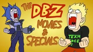 The DBZ Movies & Specials (feat. Corey Holland) - Kirblog 6/20/17