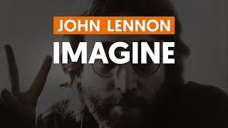 Imagine - John Lennon (aula de violão completa)