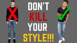 6 Ways You're KILLING Your Style