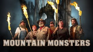 Exclusive - Bigfoot Evidence Interviews Trapper Tice From Destination America Mountain Monsters