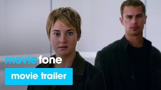 'Insurgent' Final Trailer (2015): Shailene Woodley, Theo James
