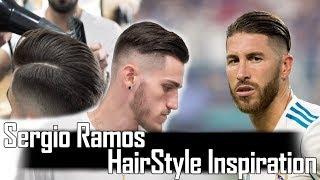 Sergio Ramos Hairstyle 2017 | Haircut inspiration