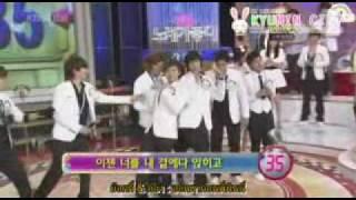 [SubKM] 090402 Song Battle Kyuhyun Singing
