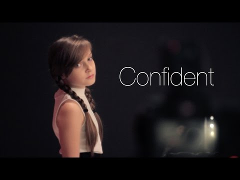 Demi Lovato - Confident - Cover by 10 year old Skye