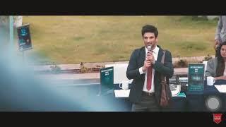 Udne main maja bahot aayega || Speech by Sushant Singh Rajput || Sonata Ad