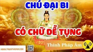 Phật Giáo - Tụng Chú Đại Bi - 21 biến - Thầy Thích Trí Thoát tụng - Phật Giáo 2017