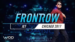 Jet | FRONTROW | World of Dance Chicago 2017 | #WODCHI17
