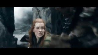 Hobbit (Ironfoot Edition) - Tauriel Dies