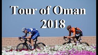 Muscat/Mutrah/Corniche  (Tour of Oman 2018)  Part 10