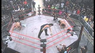 Bound For Glory 2008: Monster's Ball Tag Team Match