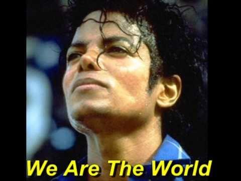 Michael Jackson We are the World TRADUÇÃO PORTUGUÊS BRASIL