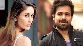 Kareena Kapoor To Emraan Hashmi Hot Lip Lock, Hot Scene in New Movie!