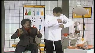 Franco e Ciccio - Mal di denti
