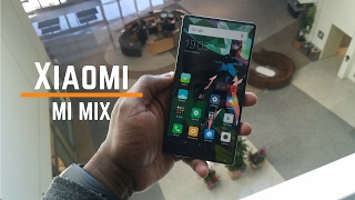 Xiaomi Mi Mix Review: A Glimpse of the future