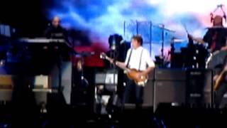 Paul McCartney - The Night Before, Yankee Stadium, New York City, July 15, 2011.MOV