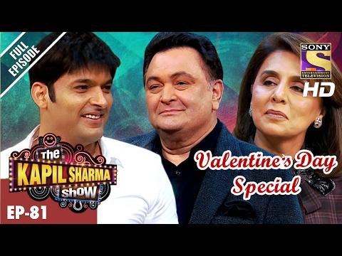 The Kapil Sharma Show दी कपिल शर्मा शो Ep 81 Rishi Kapoor & Neetu In Kapil s Show–11th Feb 2017