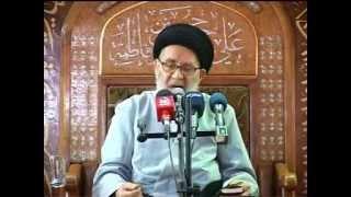 تفسير القرآن الكريم | سورة الفاتحة الحلقة (1) الآية 1 - آية الله السيد مرتضى القزويني