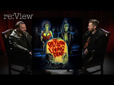 Return of the Living Dead re View