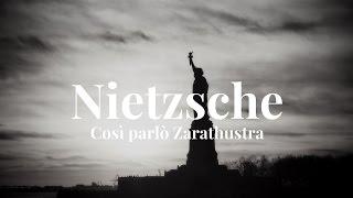 """Nietzsche/Zarathustra - """"Il discorso degli ultimi uomini"""""""