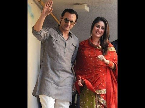 Xxx Mp4 Kareena Kapoor Saif Ali Khan Wedding Part 1 3gp Sex