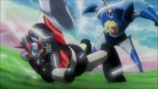 Mazinger Edition Z AMV Kanjite Knight