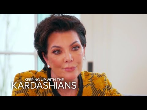 KUWTK Kris Jenner Is Furious Over Caitlyn s Book E