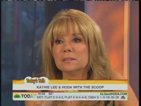 Kathie Lee on SNL Spoof & Kristen Wiig s rendition of Everyone Has a Story