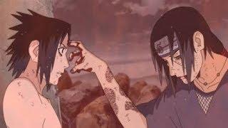 Sasuke vs itachi sub indonesia