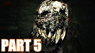 THE MOLDED | Resident Evil 7 Let's Play - Part 5