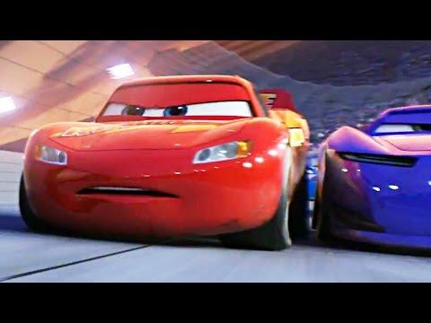 CARS 3 NEW Official Trailer 2017 Disney Pixar Movie