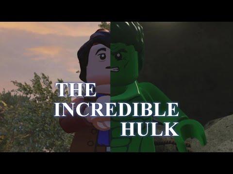 LEGO The Incredible Hulk - 1978 Intro Fan Made