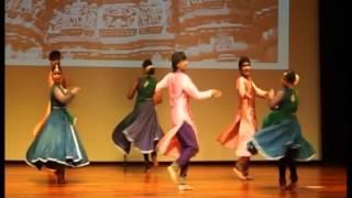 Kathak Dance Production by Shinjini Kulkarni and Group