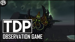 Observation Game! - Vengeance DH [TDP]