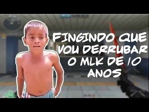 [CF/AL] Zuando F.F #17 - FINGINDO QUE VOU DERRUBAR O MLK DE 10 ANOS