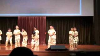 Oshoo - by Harinakshi & classmates