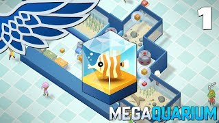 MEGAQUARIUM | Fishy Business Part 1 - Aquarium Management Let