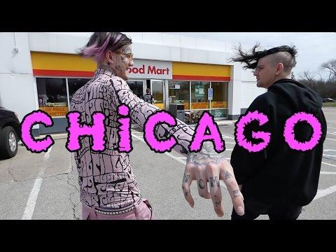 THE PEEP SHOW TOUR DAY 1 CHICAGO