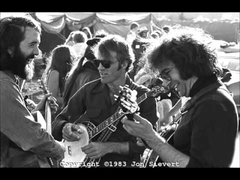 1974 04 27 28 Marin County Bluegrass Festival w Doc Watson Norman Blake Jerry Garcia and others