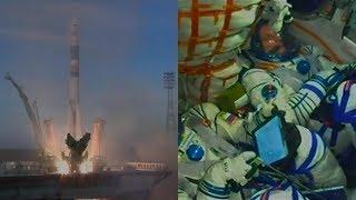 Soyuz MS-11 launch