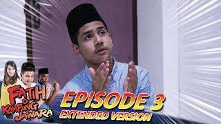 Selain Sayang Ibunya, Fatih Juga Rajin Sholat Part 1 - Fatih di Kampung Jawara Eps 3