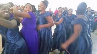 ANGALIA STEP KALI ZA MWAKA 2018 Mlimani Youth Choi