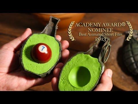 Fresh Guacamole by PES Oscar Nominated Short