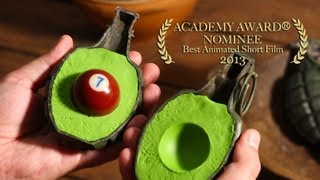 Fresh Guacamole by PES | Oscar Nominated Short