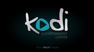 Using Kodi as a Media Server.