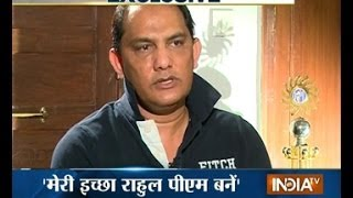 Mohammad Azharuddin Speaks Over Ticket Cancellation by Congress