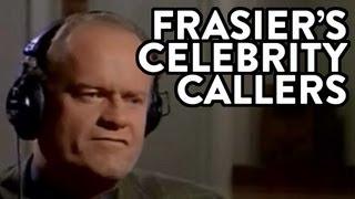 Frasier's Celebrity Callers
