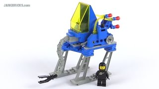 LEGO Classic Space Walking Astro Grappler from 1985! set 6882