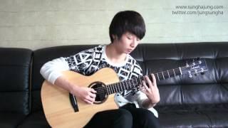 (Pachelbel) Canon_- Sungha Jung