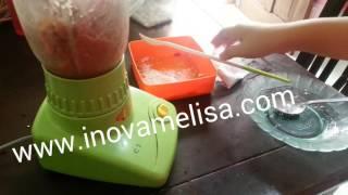 Cara Membuat Bakso Mudah Praktis Dengan Blender