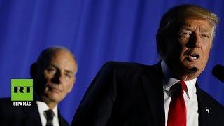 El Departamento de Seguridad Nacional de EE.UU. refuta la prohibición migratoria de Trump